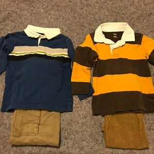 Boy's Lot of Size 4 Outfits